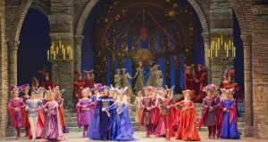 The Perm State Ballet production of 'Romeo and Juliet': 'a rare privilege'