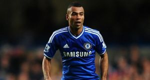 Ashley Cole: likely to be confined to the bench at the Emirates when Chelsea visit Arsenal for  a crucial London derby clash. Photo: Adam Davy/PA  Ashley Cole: likely to be confined to the bench at the Emirates when Chelsea visit Arsenal for a crucial London derby clash. Photo: Adam Davy/PA  .