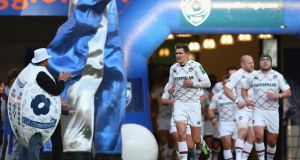 Toby Flood has told Leicester he will leave at the end of the season.