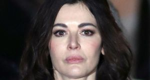 Police are to review  TV cook Nigella Lawson's admission that she took cocaine. Photograph: Steve Parsons/PA Wire.