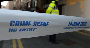 A gunman fired two shots through an upstairs bedroom window at a house at Meadow Walk in Hollyhill on Cork's northside this morning. File photograph: Frank Miller/The Irish Times