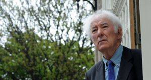 The death of Seamus Heaney seemed to unite the country. Photograph: Aidan Crawley