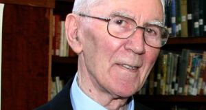 Fr Seán Farragher: filled his filled his years working as a priest, teacher, writer, historian and student of fine arts.
