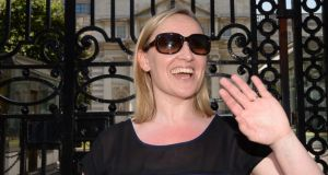 Lucinda Creighton: frequently spoken of as a potential leader of Fine Gael. Photograph: Brenda Fitzsimons