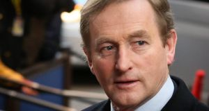 Head of the European People's Party Joseph Daul said Taoiseach Enda Kenny would be a good candidate for the role of European Commission president. Photograph: Julien Warnand/EPA