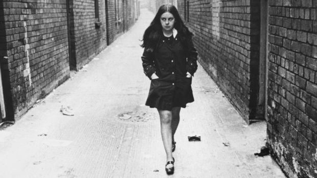 25b78c26 While the mini skirt in Britain was personified by Twiggy, Ireland had a  very different