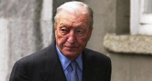 Haughey government considered bequest of stud