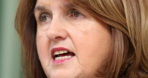 Minister for Social Protection Joan Burton: argues that the fall in the number of unemployed people in the State has been partly attributable to a step-change in the way her department is configured.