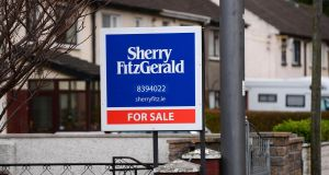 A Myhome.ie study finds that there is now a 28 per cent difference between asking prices in Dublin and prices across the Republic as a whole. Photograph: Alan Betson / The Irish Times