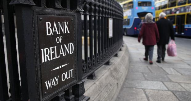 Bank of Ireland changing overdraft conditions