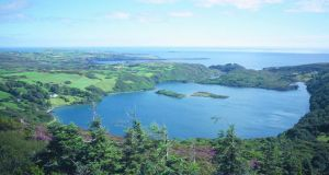 Marine reserve: Lough Hyne in Co Cork