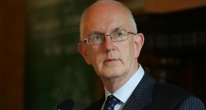 IDA chief executive Barry O'Leary is to step down from the role. Photograph: Bryan O'Brien/The Irish Times