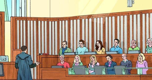 Inside the Irish jury
