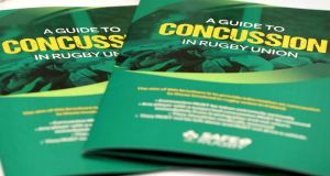 "IRFU Warns of Dangers of Concussion and Dispels Myth of a ""Knock to The Head"""