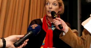 Patricia Ryan who resigned as chief executive of Limerick City of Culture today