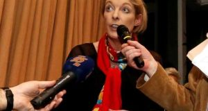 Patricia Ryan who resigned as chief executive of Limerick City of Culture yesterday
