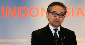 Indonesian foreign minister Marty Natalegawa: Indonesia rejects Australia's policy to turn back the boats. Photograph: Beawiharta/Reuters