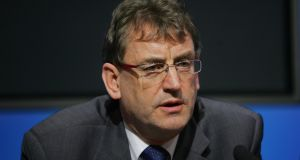 Prof Alan Reilly, chief executive of the Food Safety Authority of Ireland .Photograph: Bryan O'Brien/The Irish Times