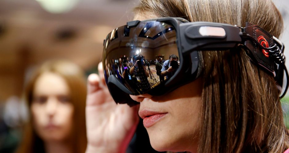 Gadgets at the Consumer Electronics Show