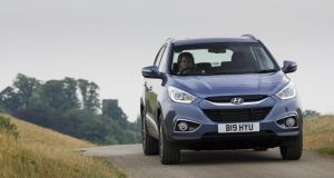 Hyundai ix35: the bestselling model of the year so far