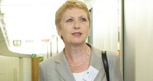 "Former president Mary McAleese has said ""a very large number"" of Catholic priests are homosexuals"