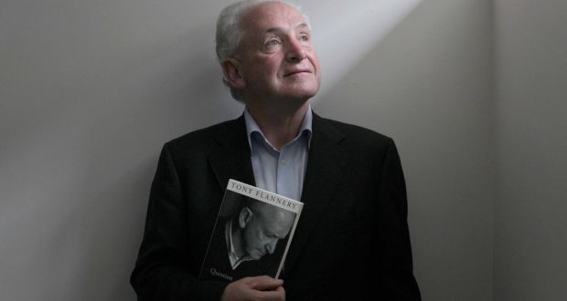 Fr Tony Flannery said he was very happy with the former president's remarks. Photograph: Mark Stedman/Photocall Ireland