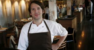 René Redzepi of Noma restaurant in Copenhagen is coming to Litfest. Photograph: Reuters/Christian Charisius