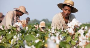 Chitewel Ejiofor in 12 Years a Slave