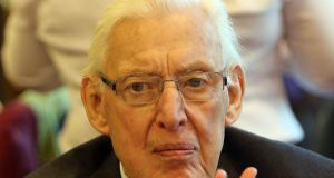 Former first minister the Rev Ian Paisley: stands by his denunciations of Catholicism. Photograph: PA