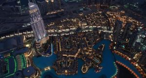 An Aerial view of Dubai, which Taoiseach Enda Kenny visited this week. Photograph: Gabriela Maj/Bloomberg