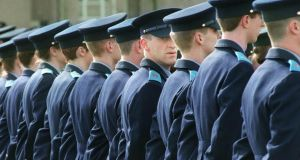 The latest recruitment drive to An Garda Siochana has attracted almost 100 applicants for every job being offered. Photograph: Alan Betson