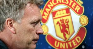 Manchester United manager David Moyes. Phogo: Wolfgang Rattay/Reuters