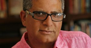 "½Deepak Chopra, who believes that pain in the body can begin to be healed simply by focusing your awareness on it (""If you have happy thoughts, then you make happy molecules""), is the go-to guru of choice in otherwise respectable publications, hailed by Time magazine as one of its top hundred heroes and icons of the 20th century."