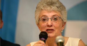Independent Senator Katherine Zappone said the group's reform proposals could be achieved by way of legislation. Photograph: Dara Mac Dónaill