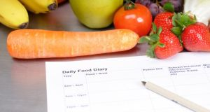 Record your pattern of eating, drinking, sleeping or activity with a diary or smartphone app. Photograph:Getty Images