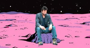 Sad Keanu: sometimes a celebrity becomes lodged in pop culture's digestive tract
