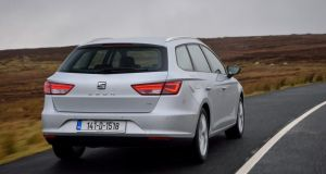 Seat's new Leon ST estate