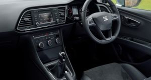 Seat's new Leon ST estate - smart interior and build quality