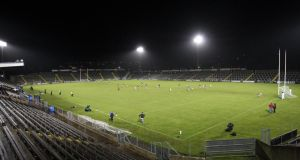 Cavan had been due to host UUJ at Breffni Park.