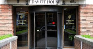 Davitt House, where the employment appeal opened today. Photograph: The Irish Times