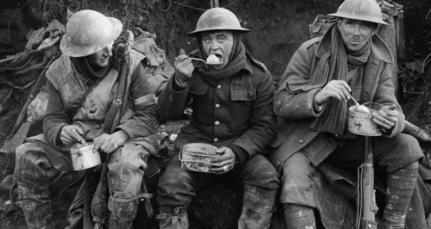 The Horror Of The Trenches Witnessed With Integrity