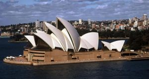 Sydney Opera House, where many festival events take place