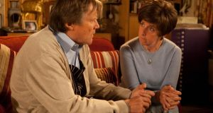 Roy and Hayley in Coronation Street