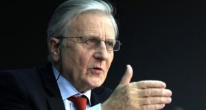 Jean Claude Trichet the ECB's message to Dublin was the same as the message of the central bank to Belgium, to Germany, to France.