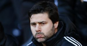 Southampton manager Mauricio Pochettino. Photograph: Chris Ison/PA Wire