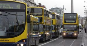 A decision to privatise 10 per cent of the routes operated by Bus Éireann and Dublin Bus could lead to higher ticket costs and poorer customer experience, an Oireachtas Committee has heard.  Photograph: Cyril Byrne/The Irish Times.
