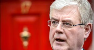 "Tánaiste Eamon Gilmore: ""I described the failure to reach agreement as a step not taken rather than a step back. I still take that view."""