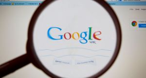 Google has lost its bid to block an action by internet users claiming their privacy was breached when the company over-rode settings on Apple's Safari browser in order to track them: Photograph Chris Ison/PA Wire