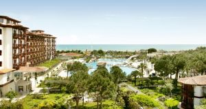 Letoonia Golf Resort, an all-inclusive hotel in Turkey