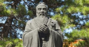 Confucius: China has a concept of humanity in the Confucian tradition that bears remarkable similarities to ours